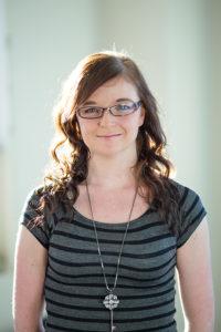 Portrait photograph of Lindsay